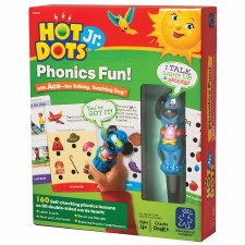 Hot Dots Jr Phonics Fun