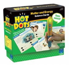 Hot Dots Matter And Energy Science Cards
