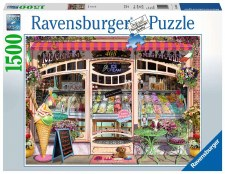 Ravensburger Ice Cream Shop 1500 Pc