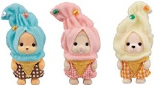 Calico Critters Ice Cream Cuties Limited Edition