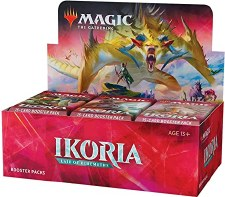 Magic The Gathering Ikoria Lair Of Behemoths Booster Box