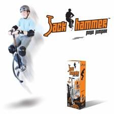 Jack Hammer Pogo Jumper 154-176 Lbs