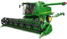 Bruder John Deere T670i Combine Harvester 09804