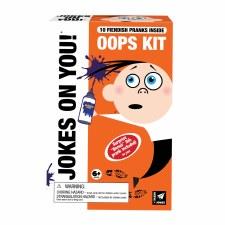 Jokes On You Oops Kit