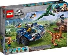 Lego Jurassic World Gallimimus And Pteranodon Breakout