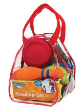 Kidoozie 6-pin Bowling Set