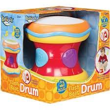 Kidoozie Flash Beat Drums