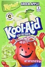 Kool-aid Green Apple