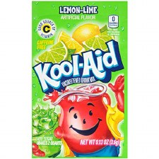 Kool-aid Lemon Lime