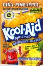 Kool-aid Pina Pineapple
