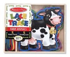 Melissa & Doug Lacing Farm Animal