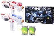 Laser X Real Life Laser Gaming Experience