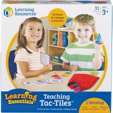 Learning Resources Teaching Tac-tiles