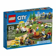 Lego City Fun In The Park People Pack