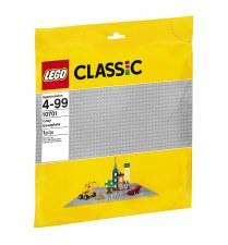 Lego Grey Baseplate Classic