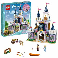Lego Disney Cinderella's Dream Castle