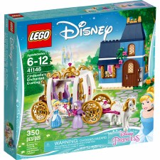 Lego Disney Cinderellas Enchanted Evening