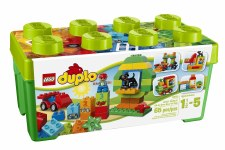 Lego Duplo All In One Box Of Fun 10572