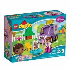Lego Duplo Doc Mcstuffins Rosie The Ambulance