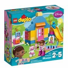 Lego Duplo Doc Mcstuffins Backyard Clinic