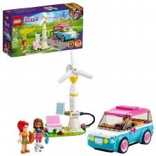 Lego Friends Olivias Electric Car 41443