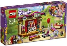 Lego Friends Andrea's Park Preformance