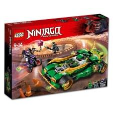 Lego Ninjago Nightcrawler