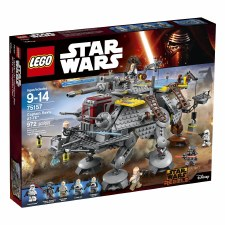 Lego Star Wars Captain Rex At-te