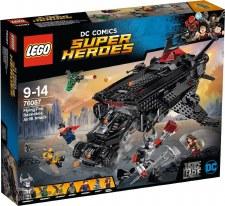 Lego Super Hero Flying Fox Batmobil Airlift Attack 76087