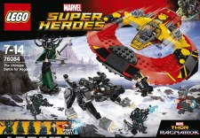 Lego Super Hero The Ultimate Battle For Asgard 76084
