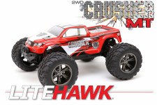 Litehawk Crusher Rc Car