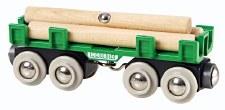 Brio Lumber Loading Wagon 33696