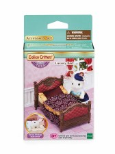 Calico Critters Luxury Bed