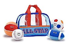 Melissa & Doug Fill And Spill All Star Sports Bag