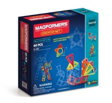 Magformers Creator Set 60pc