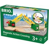 Brio Magnetic Action Crossing 33750