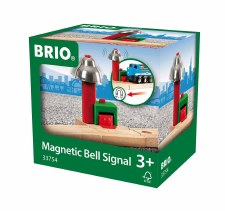 Brio Magnetic Bell Signal 33754