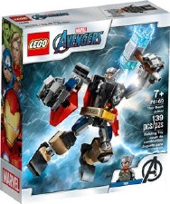 Lego Marvel Thor Mech Armor 76169