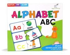 Match And Learn Alphabet Abc