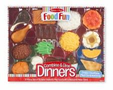 Melissa & Doug Dinners Red Box