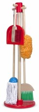 Melissa & Doug Dust Sweep Mop Cleaning Set