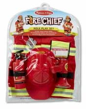 Melissa & Doug Costume Fire Chief