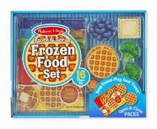 Melissa & Doug Frozen Food Sets