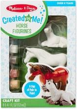 Melissa & Doug Horse Figures Paint