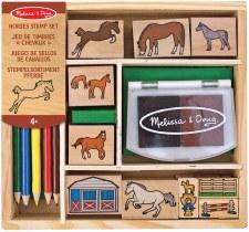 Melissa & Doug Horse Stamps