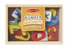 Melissa & Doug Magnetic Number & Symbols