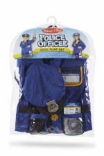 Melissa & Doug Costume Police Officer