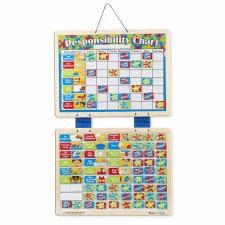 Melissa & Doug Responsibility Chart