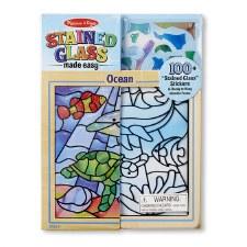 Melissa & Doug Stained Glass Ocean