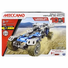 Meccano Rally Racer 10 In 1 Construction Set